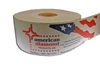 "Printed Reinforced Packing Tape 3"" Kraft 2 Color"