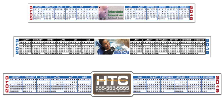Calendar Decals