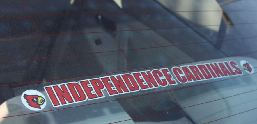 Clear Window Bumper Stickers