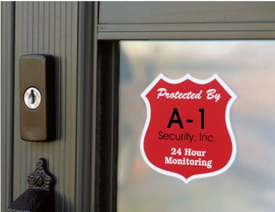 Security Decals
