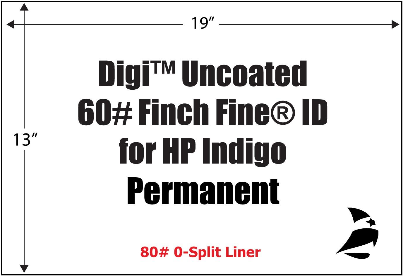 Digi Finch Fine 174 Id For Hp Indigo 13 Quot X 19 Quot Permanent