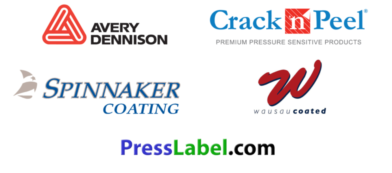 Select By Brand Adhesive Paper Labels Presslabel Com