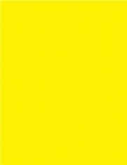 Bright Yellow Crack 'n Peel� 60# Adhesive Paper, 8.5 x 11, Perm., 86# Diagonal Scores, 1,000 Sheets