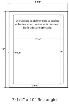 Inkjet Printer Labels: Labels, Adhesive Paper, Label Printing